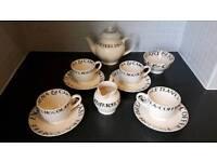 Emma Bridgewater toast & marmalade tea set