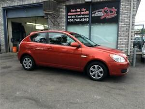 2008 Hyundai Accent L HATCHBACK **AUTOMATIQUE**