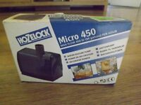 Micro450 Water Pump