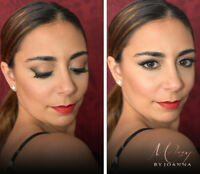 Maquilleuse professionelle-Makeup artist