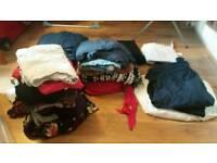 Bundle of Maternity clothes size uk 8