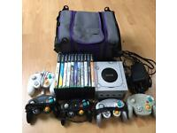 Game Cube + Huge Bundle