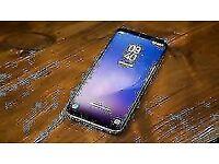 SAMSUNG S8 PLUS 64GB UNLOCKED