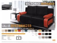 Victoria sofa bed fsbG