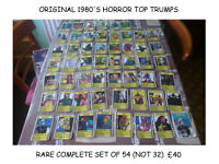 1980'S RARE COLLECTABLE PLAYING CARDS