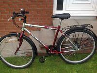 Challenge vbx5000 gents bicycle