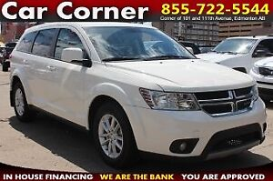 2013 Dodge Journey SXT 7 PASSENGER SXT