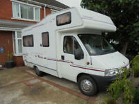 2004 Compass Avantgarde 400RL Lux 4 Berth Rear Lounge Motorhome For Sale
