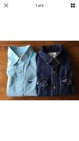 Holister shirts