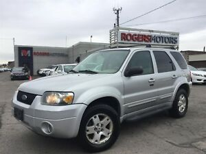 2006 Ford Escape Limited 4WD - LEATHER - SUNROOF