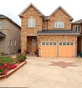 4-Bedroom House for Rent -  Sandalwood  & Brisdale - Brampton
