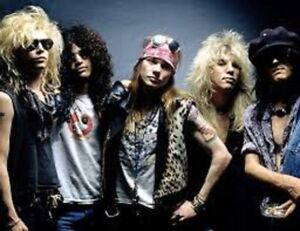 Guns n Roses ************VERY CLOSE to STAGE***********