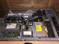 HP Prolient dl380 G5 Server