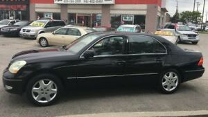 2003 Lexus LS 430 Premium with navi