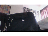 Dell laptop bag black