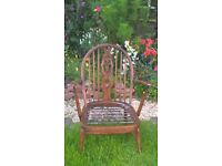 ERCOL armchair chair Mid Century Offers Very Welcome