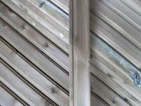 Timber decking handrail 32mmx66mmx1.8m