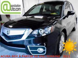 2011 Acura RDX, À PARTIR DE 65$/SEMAINE 100% APPROUVÉ !