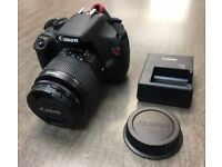 Canon EOS Rebel T5 EOS 1200D 18.0MP Digital SLR Camera
