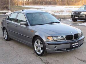 2005 BMW 330xi 188kms