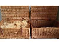 Fortnum and Mason baskets