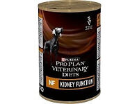 Purina pro plan veterinary diet, wet food for dogs with kidney disease. 11 tins @400 gram