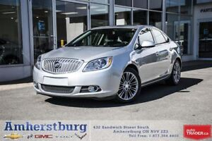 2014 Buick Verano - HEATED LEATHER, REMOTE START, BOSE SPEAKERS!