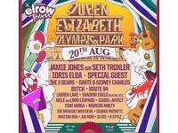 2 x Elrow Sunday Closing Tickets £50 each