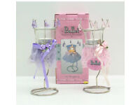 Ballet candle holders (clearance)