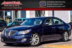 2011 Hyundai Genesis Sedan Prem.Nav.Pkgs|Sunroof|LexiconAudio|Lt