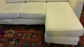 Laura Ashley hand made sofa