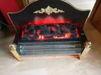 Free. Electric fire