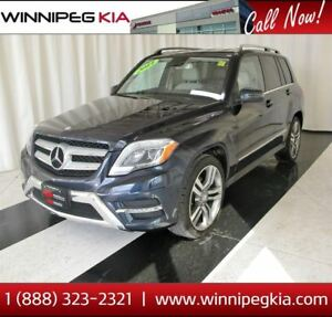 2013 Mercedes-Benz GLK-Class GLK 350 4MATIC *Loaded!*