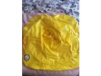 Baby swim float and toddler life vest