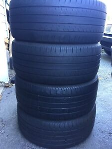 4-225/45R17 Contiprocntact Continental