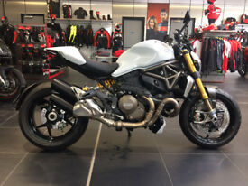 Stunning, as new Ducati Monster 1200S - Huge saving on list price. Lots more stock online