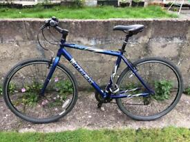 TREK FX7100 hybrid men's bike bicycle excellent used condition