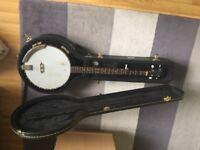 Blue ridge 5 string banjo -£140 obo