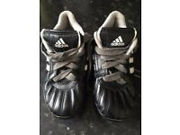 ADIDAS Football shoes size 28.