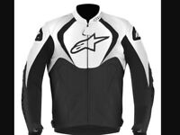 Alpine star jaws motorcycle jacket