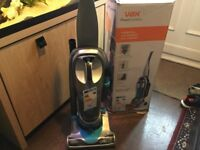 Vax compact upright vacuum cleaner boxed