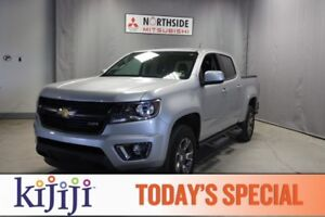 2016 Chevrolet Colorado 4WD Z71 Heated Seats,  Back-up Cam,  Blu