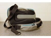 Crumpler Quick Escape Sling Camera / Lens bag in grey