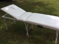 Aromatherapy/Beauty/Massage Treatment Table