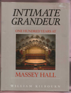 MASSEY HALL: History of Victorian-Era-TORONTO-Concert-Hall