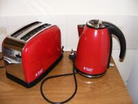 Set Toaster + Kettle