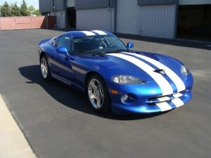 1999 Dodge Viper Coupe (2 door)