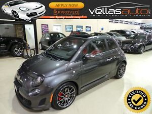 2015 Fiat 500C Abarth ABARTH| COVERTIBLE| AUTO| BEATS BY DR DRE