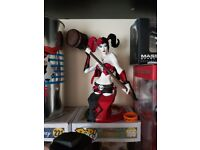 Harley quinn items and other bits