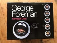 George Foreman Compact Oven